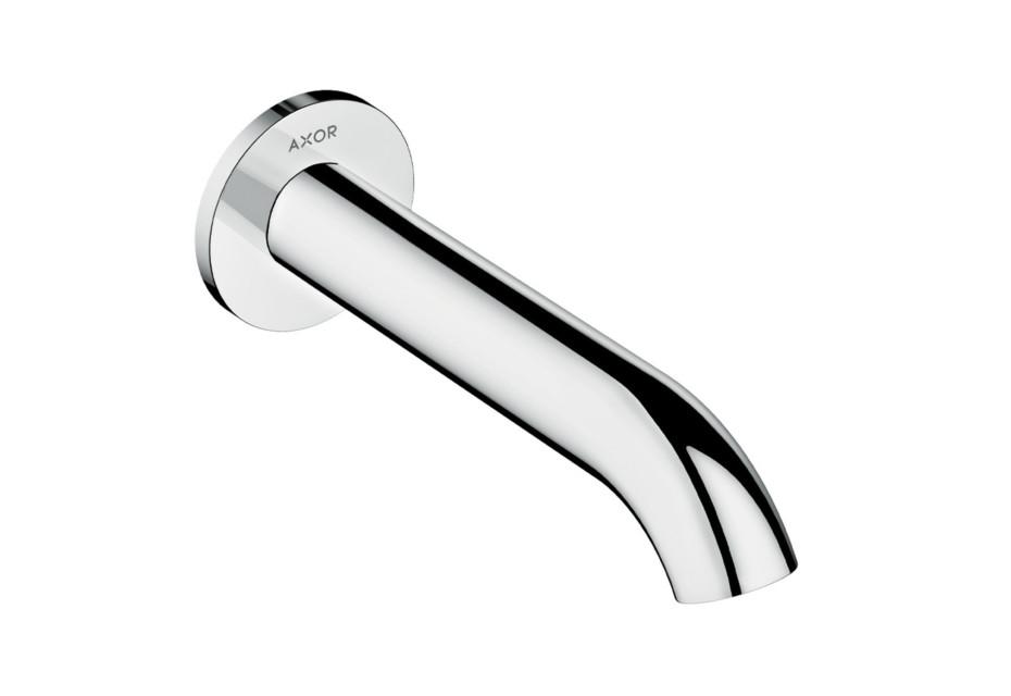 Axor Uno Bath spout, curved