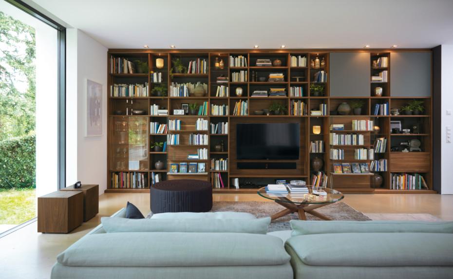 cubus regal von team 7 stylepark. Black Bedroom Furniture Sets. Home Design Ideas