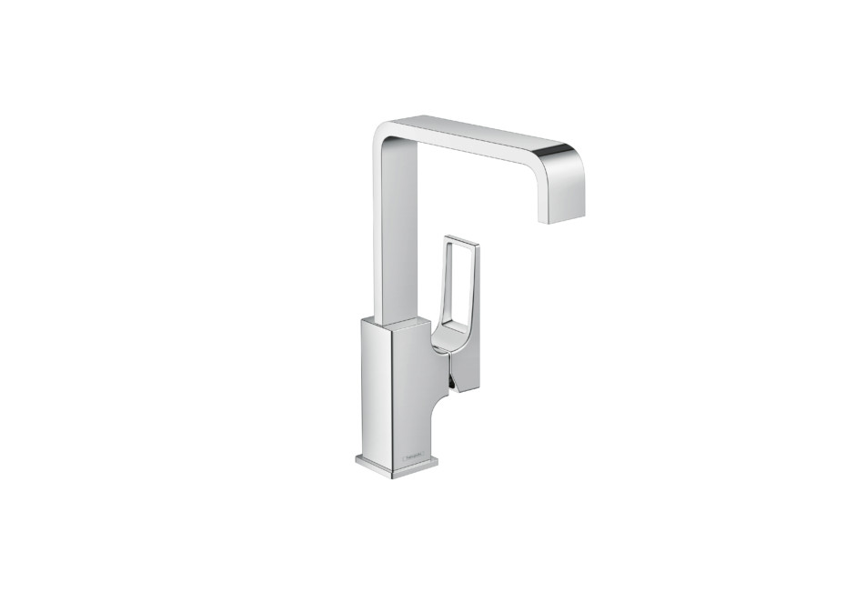 Metropol washbasin swivel lever