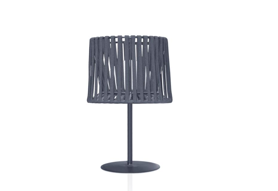 Oh Lamp Tischleuchte mit Polyesterseil C024T