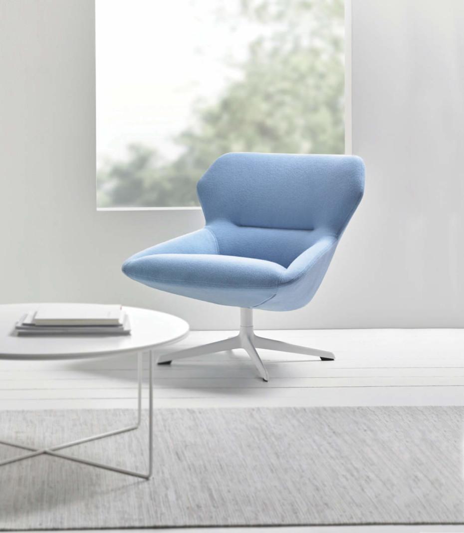 Ray Lounge 9243 By Brunner Stylepark