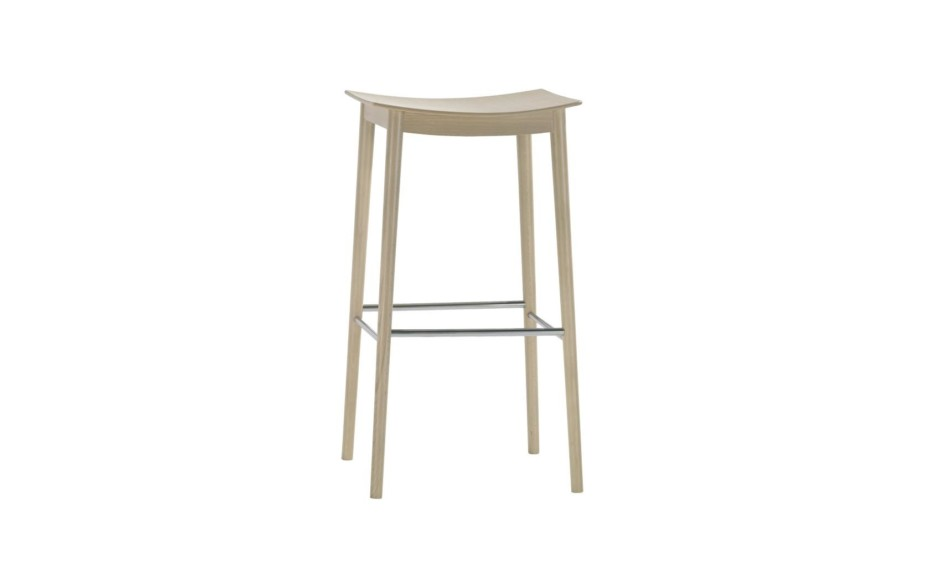 Smile bar stool