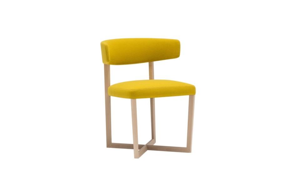 Tauro Wood armchair