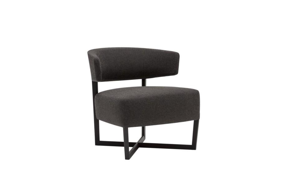 Tauro Wood Lounge Chair