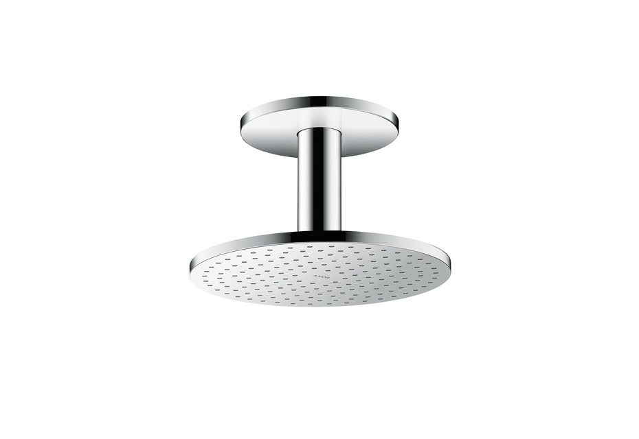 Axor Showers Overhead shower 250 2jet with ceiling connection