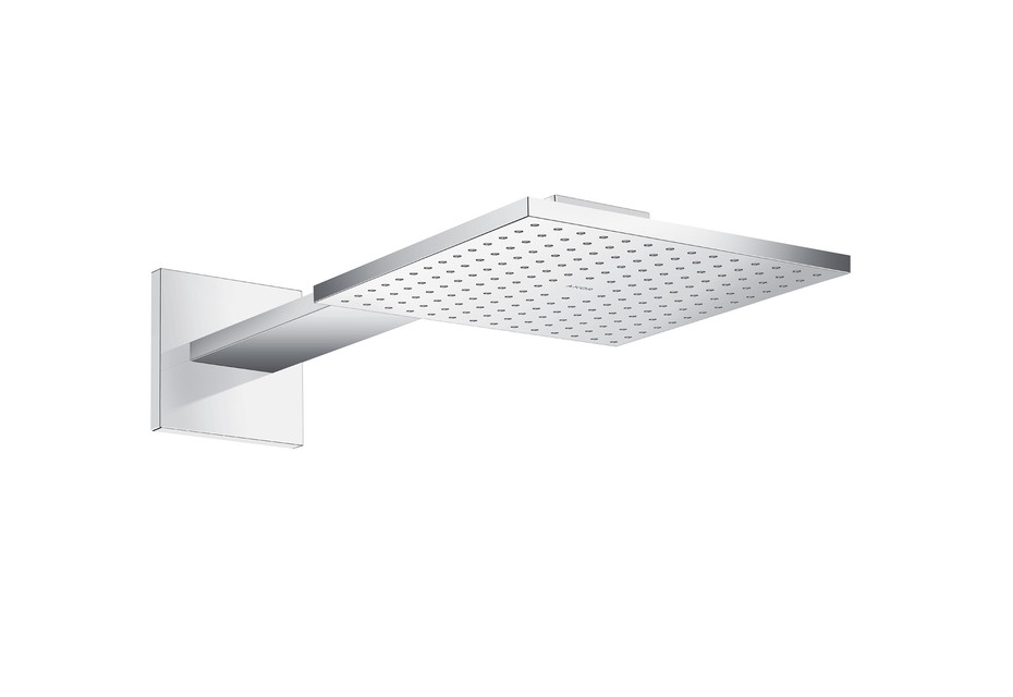 Axor Showers Overhead shower 250/250 2jet with shower arm