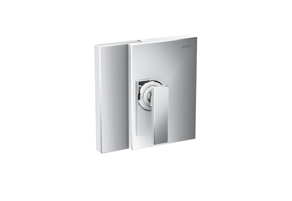Axor Edge Single lever shower mixer for concealed installation