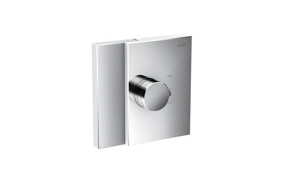 Axor Edge Thermostat highflow for concealed installation