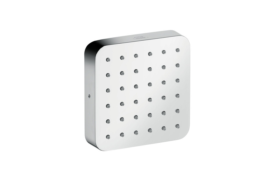 Axor shower module 120/120 Softcube for concealed installation