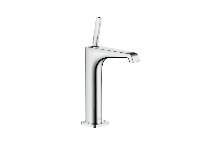 Axor Citterio E single lever basin mixer 190 without pull-rod for wash bowls