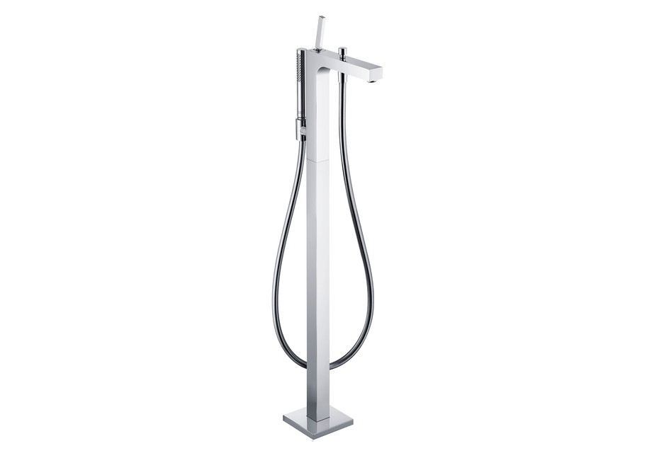 Axor Citterio single lever bath mixer floor-standing