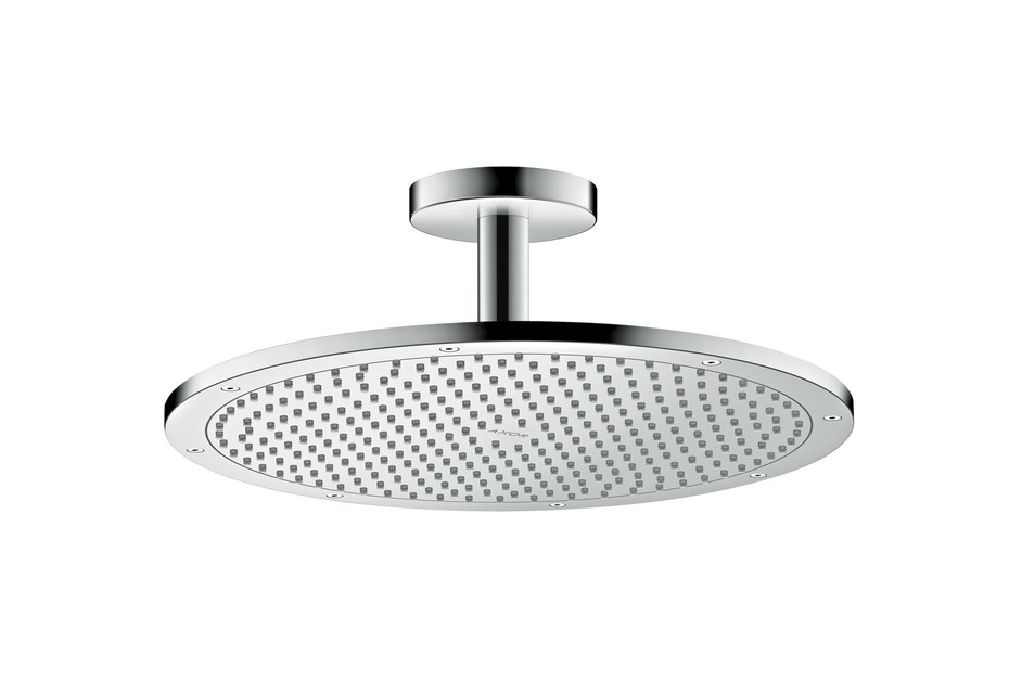 Axor overhead shower 350 1jet with ceiling connector