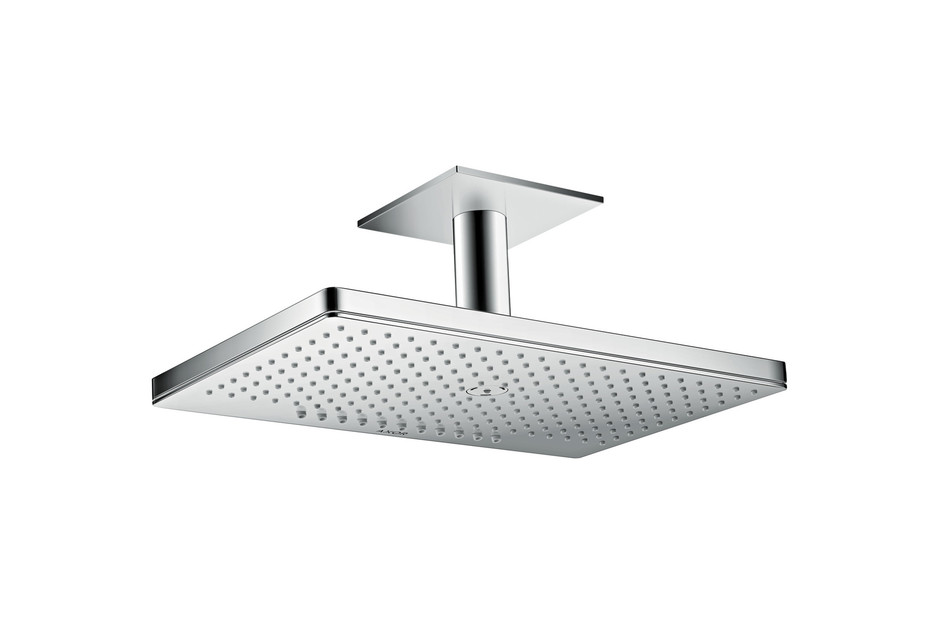 Axor overhead shower 460 / 300 2jet with ceiling connector
