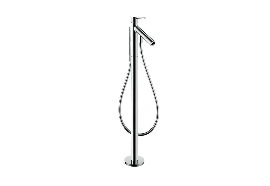 Axor Starck Single lever bath mixer floor-standing
