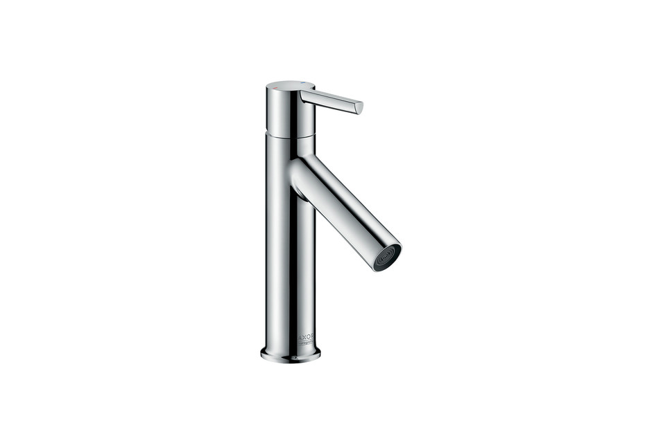 Axor Starck Single lever basin mixer 100 with lever handle
