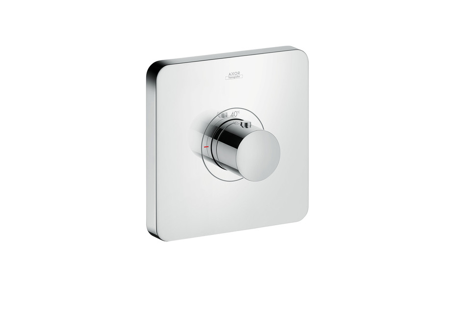 Axor thermostatic mixer highflow Softcube for concealed installation