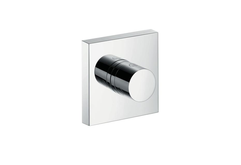 AXOR ShowerCollection Thermostatmodul 120/120 Square, Unterputz