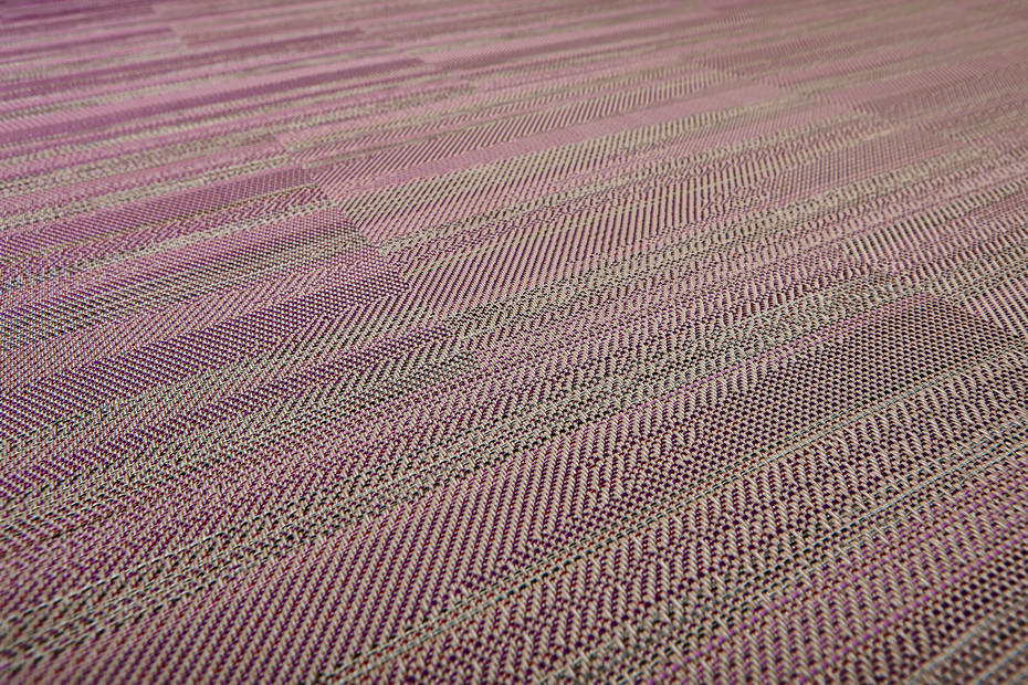 Bolon By Missoni Flame Patch Pink