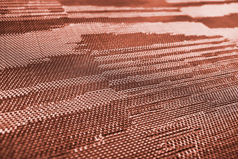 Bolon By Missoni Flame Rust