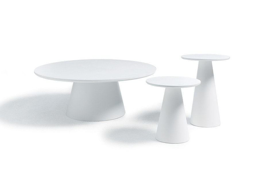 Conic side table
