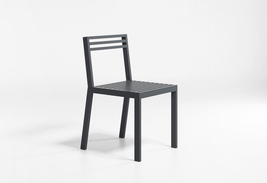 DNA outdoor chair