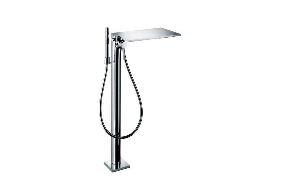 Axor Massaud Single lever bath mixer floor-standing