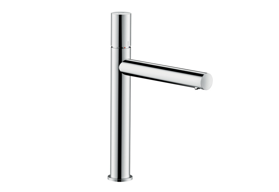 Axor Uno Single lever basin mixer 200, zero handle without pull-rod