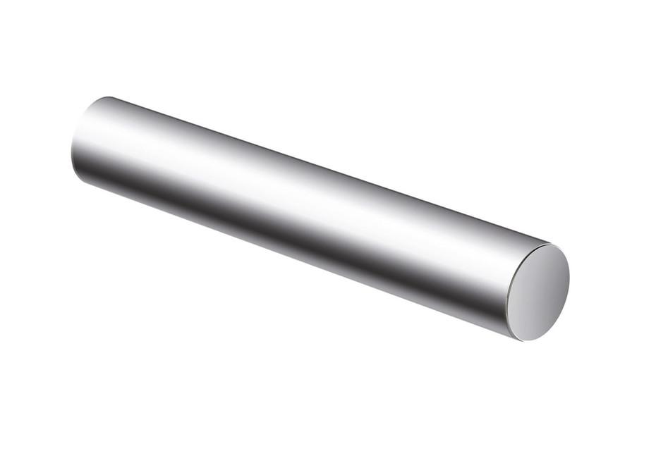 Spare roll holder finish - chrome