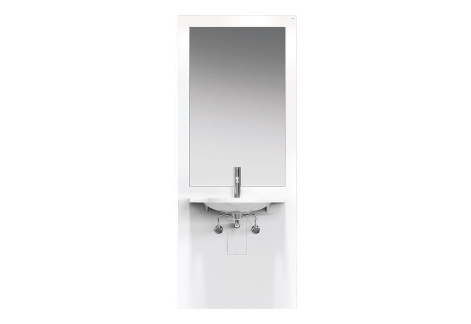 Washbasin module White, washbasin 950.11.121