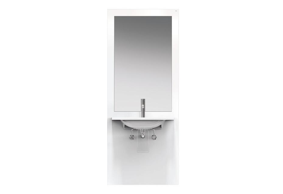 Washbasin module White, washbasin M40.11.501
