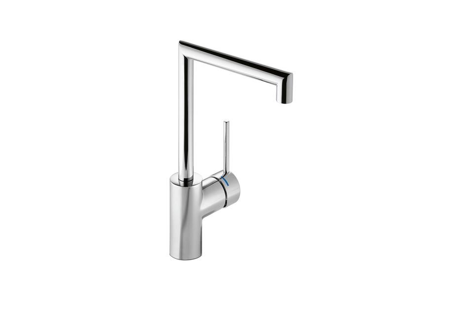 Single lever washbasin mixer tap AQ 162