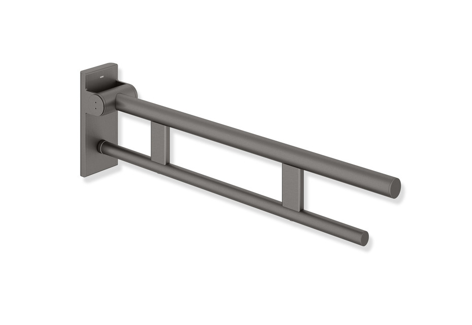 Hinged support rail Duo