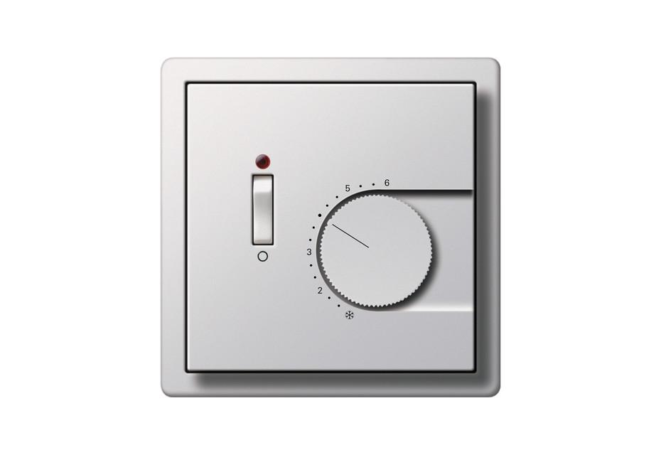 Flächenschalter Raumtemperatur-Regler mit Ein-/Ausschalter