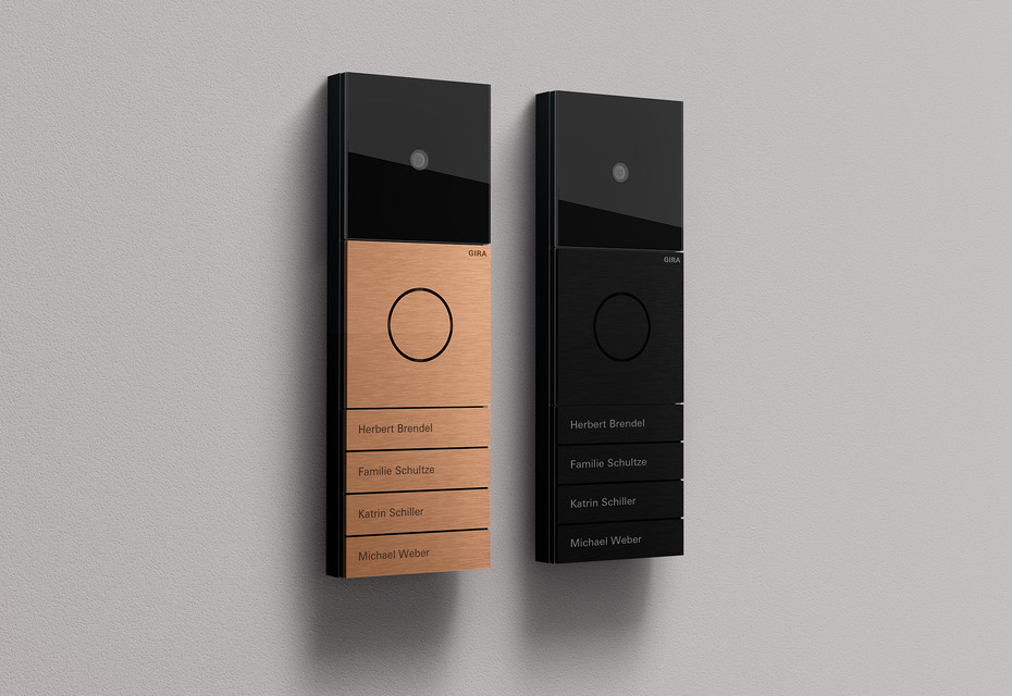 System 106 black matt / bronze