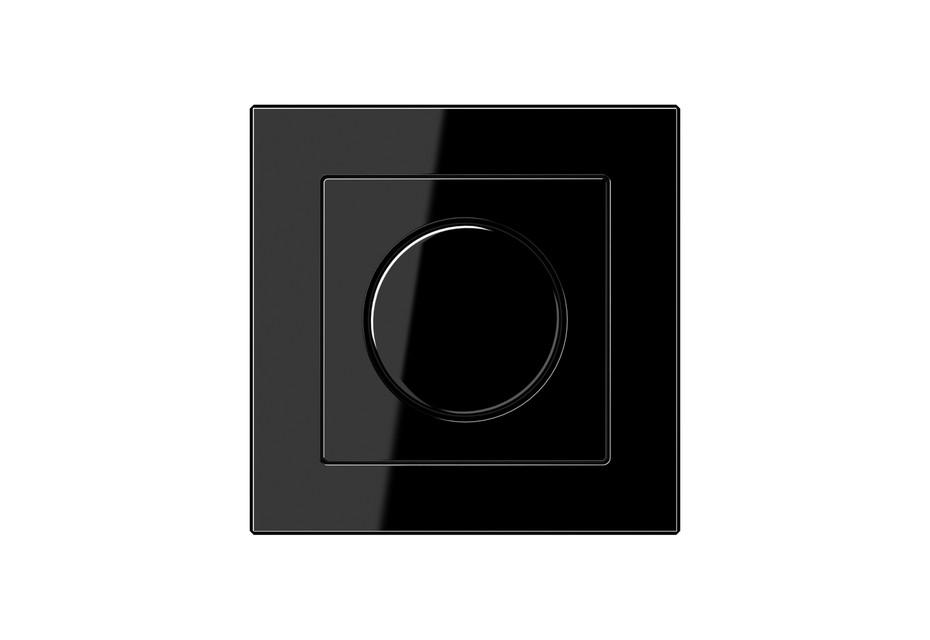 A Creation Drehdimmer in schwarz