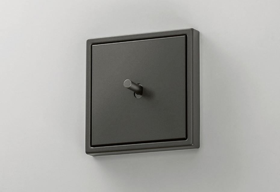 LS 1912 dark one toggle lever cylinder