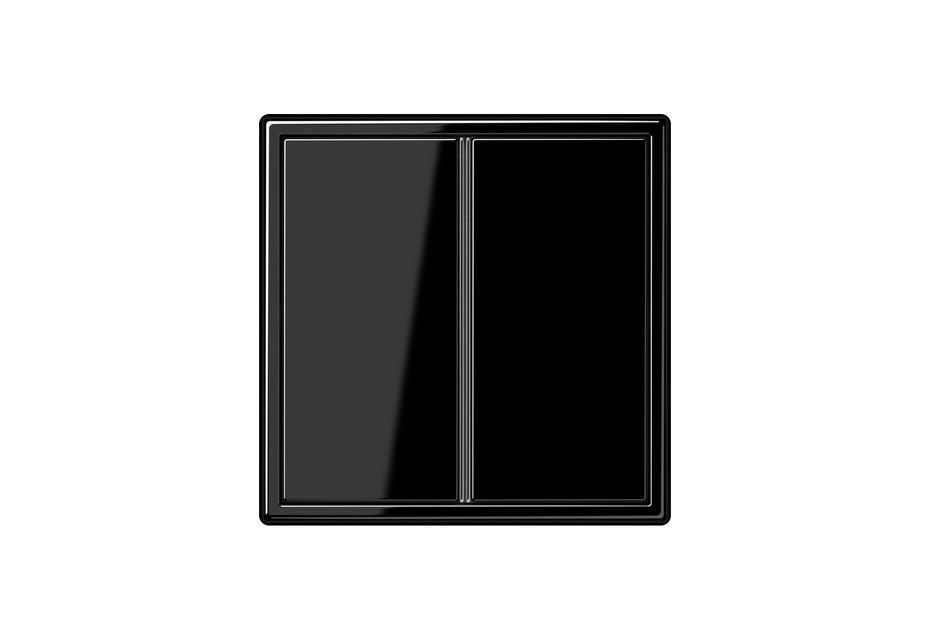 LS 990 F40 Tastsensor 2fach in schwarz