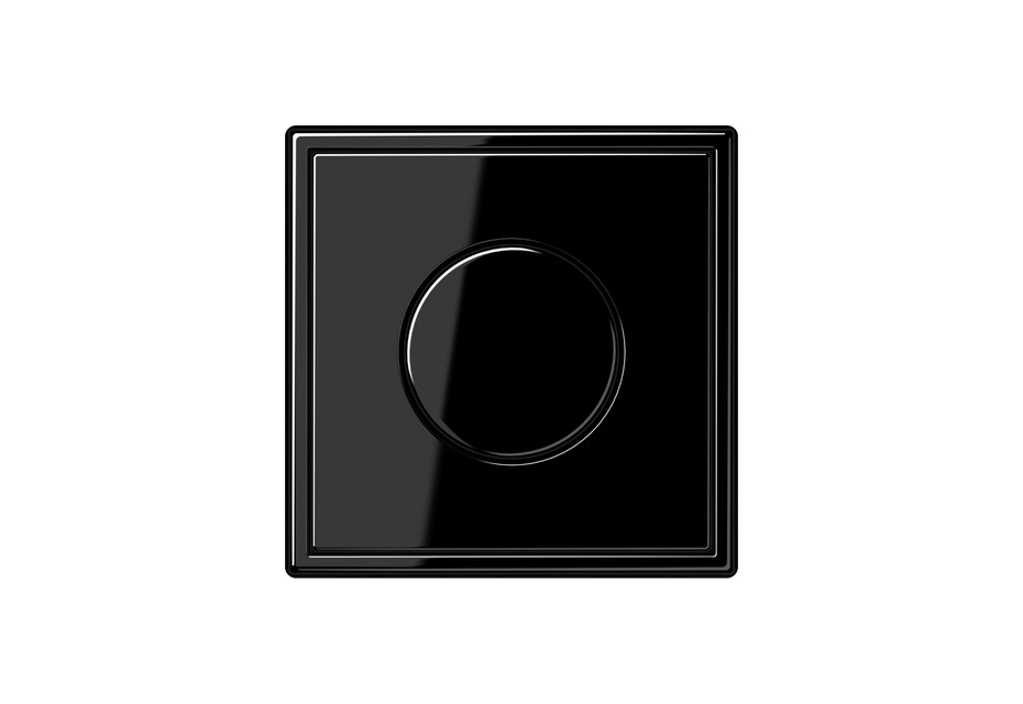 LS 990 Rotary Dimmer in black
