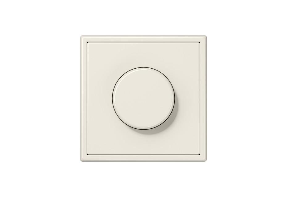 LS 990 Drehdimmer in weiß