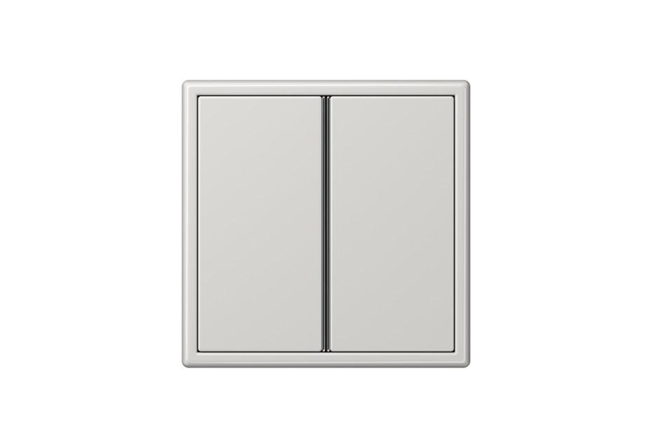 LS 990 F40 Tastsensor 2fach in lichtgrau