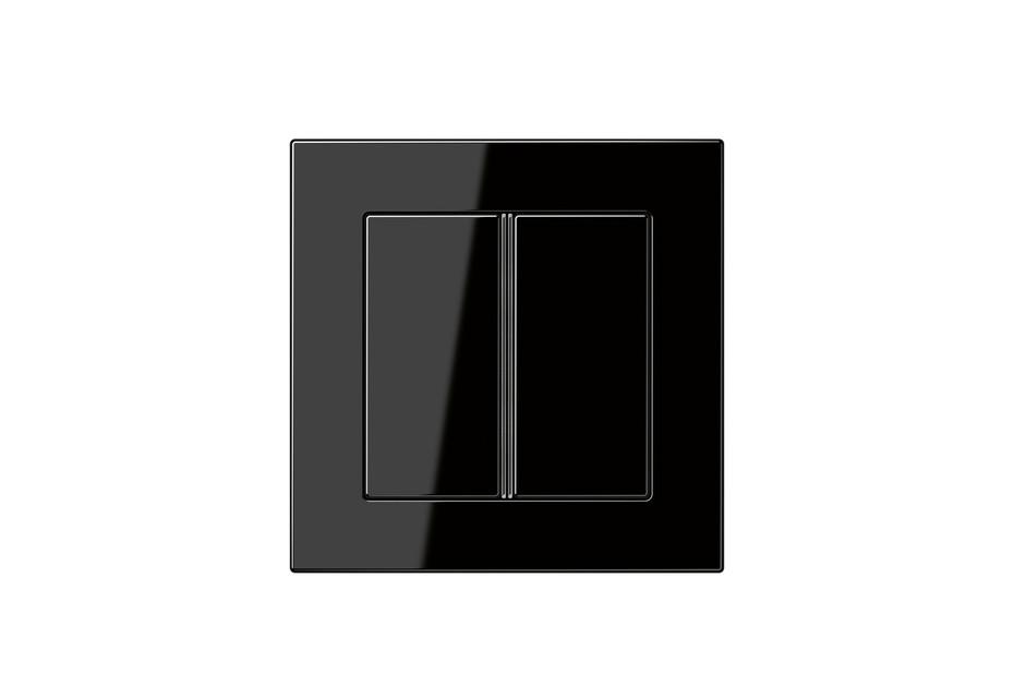 A 550 Tastsensor F 40 2fach Schwarz