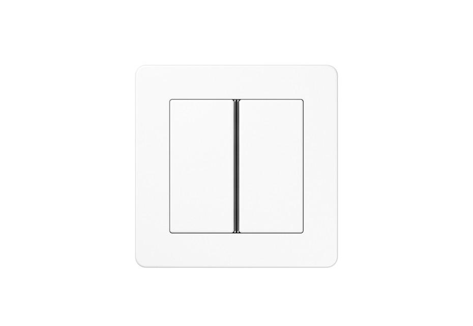 A Flow Tastsensor F 40 2fach Weiß
