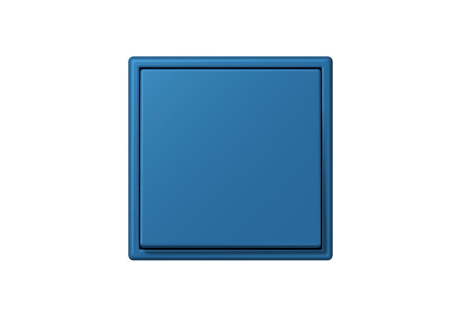 LS 990 in Les Couleurs® Le Corbusier Schalter in Das kraftvolle Coelinblau