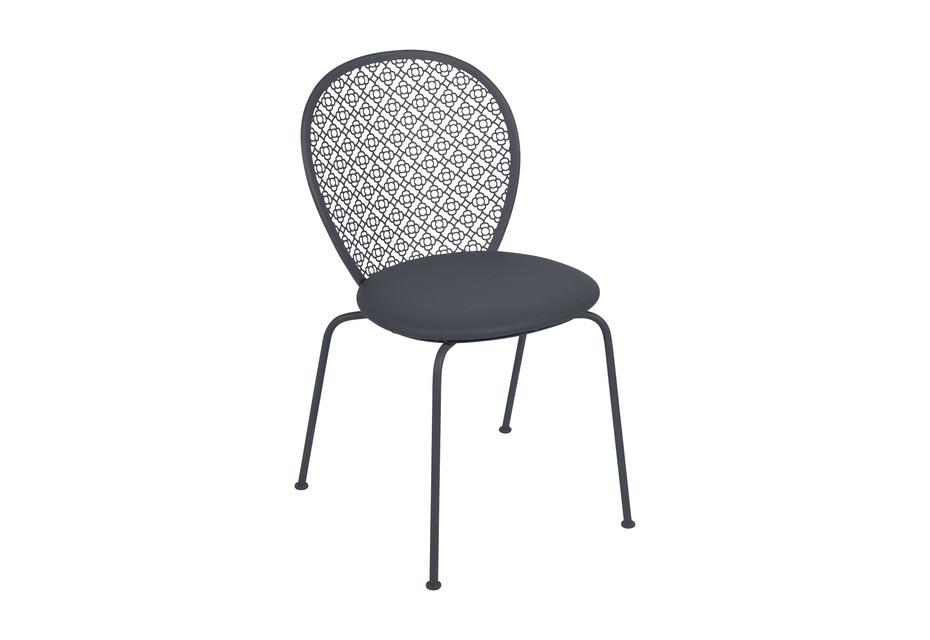 Lorette padded chair