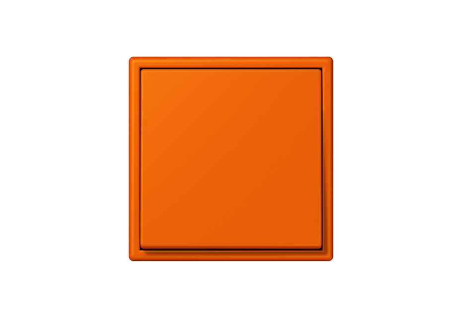 LS 990 in Les Couleurs® Le Corbusier Schalter in Das leuchtende Orange