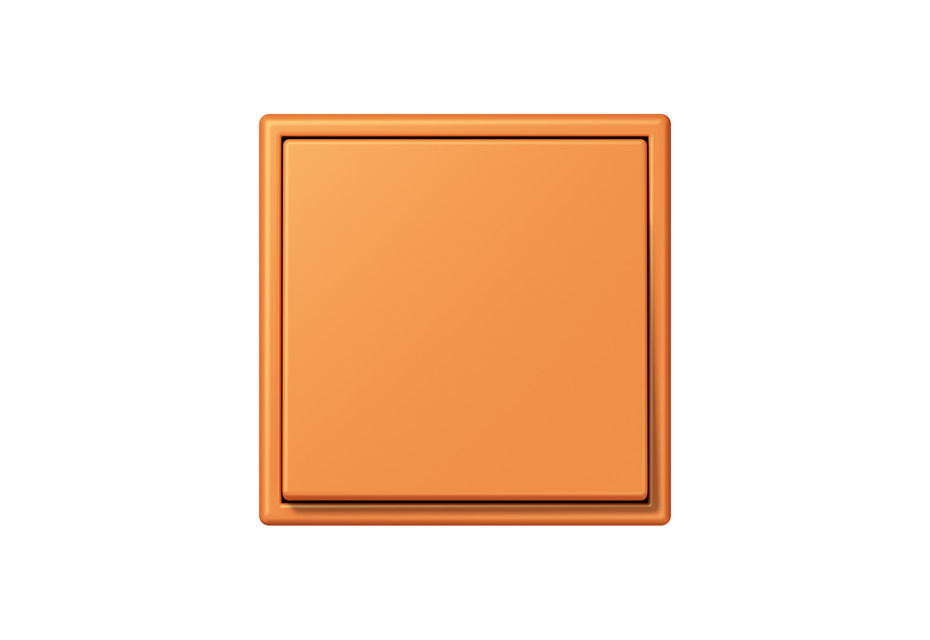 LS 990 in Les Couleurs® Le Corbusier Schalter in Das Orange-Apricot