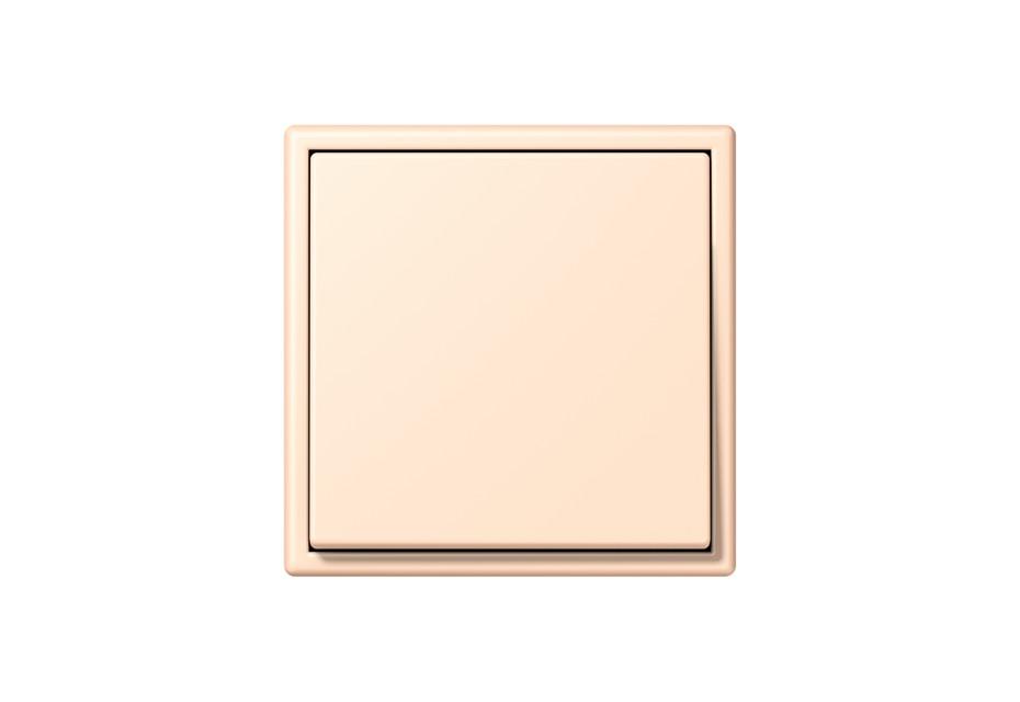 LS 990 in Les Couleurs® Le Corbusier Schalter in Die blasse Sienaerde