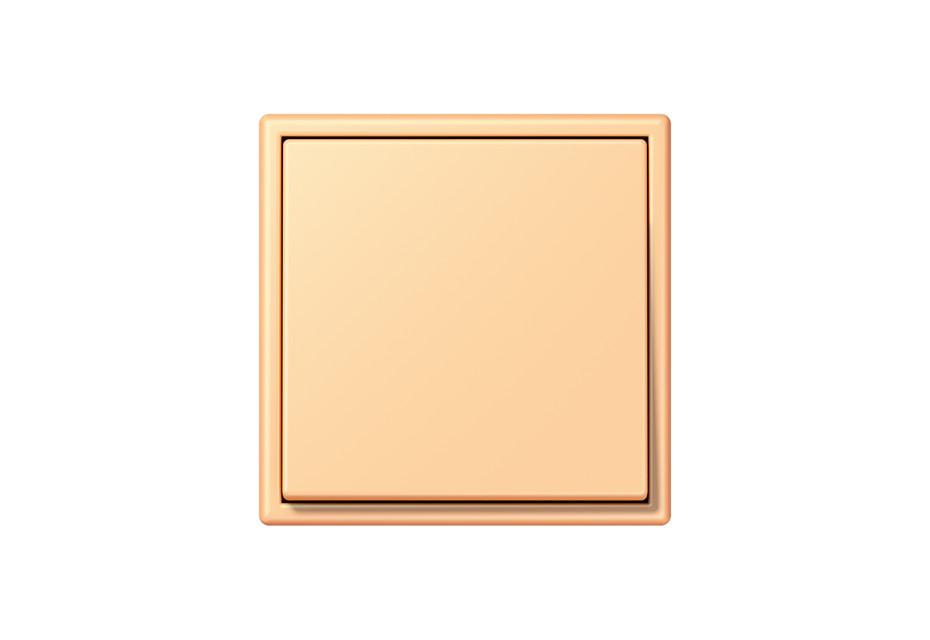 LS 990 in Les Couleurs® Le Corbusier Schalter in Der natürliche Siena ocker