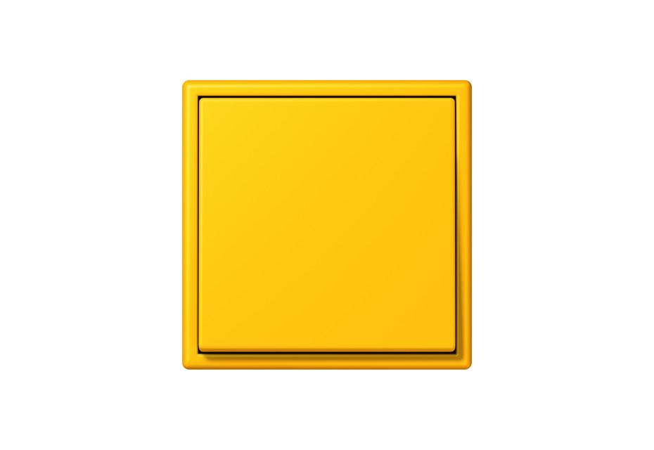 LS 990 in Les Couleurs® Le Corbusier Schalter in Die gelbe Farbe der Sonne