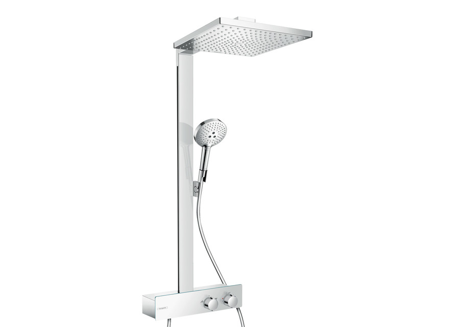 Raindance E Showerpipe 300 1jet mit ShowerTablet 350